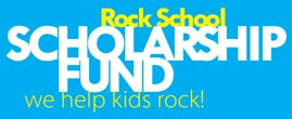 our sponsor Rock School Fund